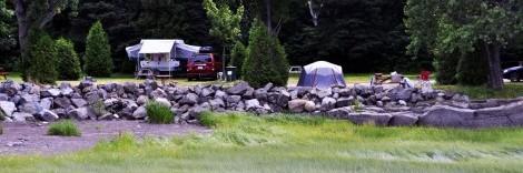 ST-JEAN-PORT-JOLI : Camping Demi-Lieue