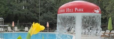 WASHINGTON, DC : Cherry Hill Park campground