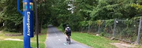 WASHINGTON, DC : vélo urbain campagnard