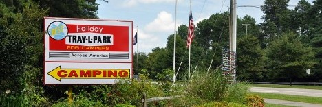 HOLIDAY TRAV-L-PARK (Virginia Beach) : Méga camping municipal