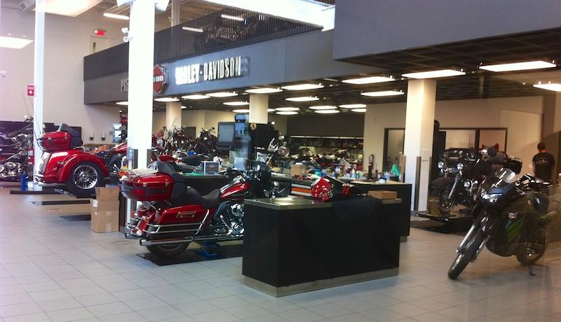 Harley 800 2