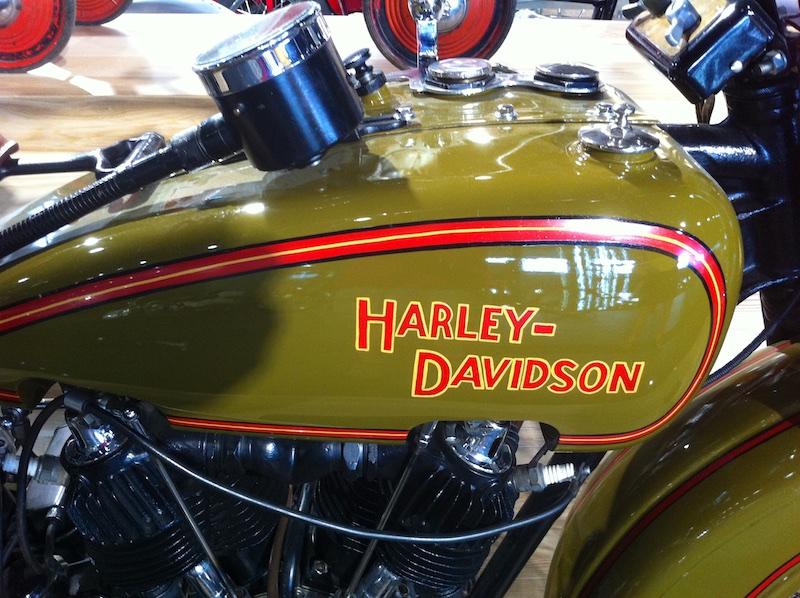 Harley 800 5