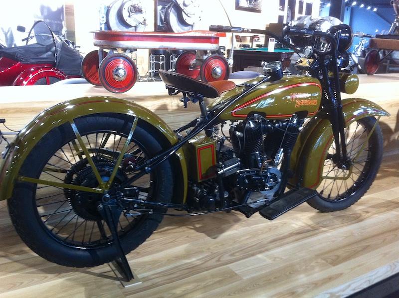 Harley 800 6