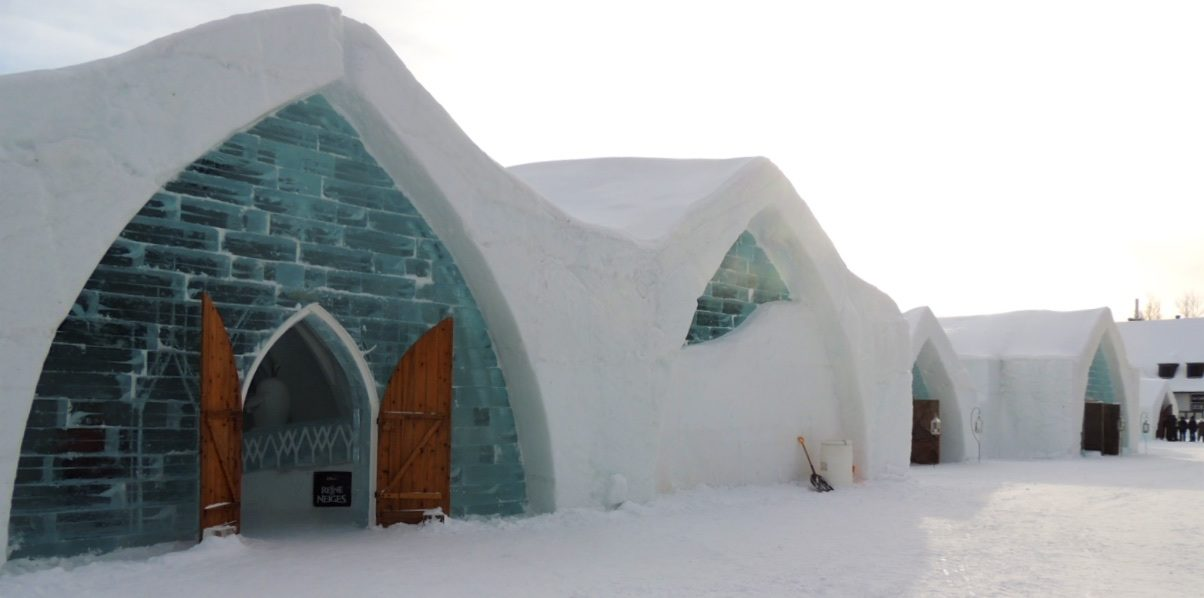 Hotel glace 1600