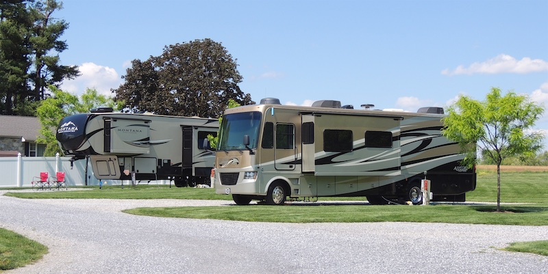Country Acres Camp 800-