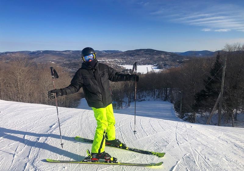 Ski 801 1